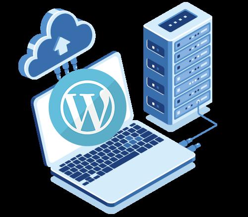 wordpress Hosting Gilarenair